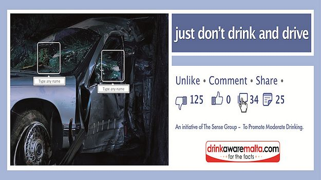 'Just don't drink & drive' a message from the Sense Group