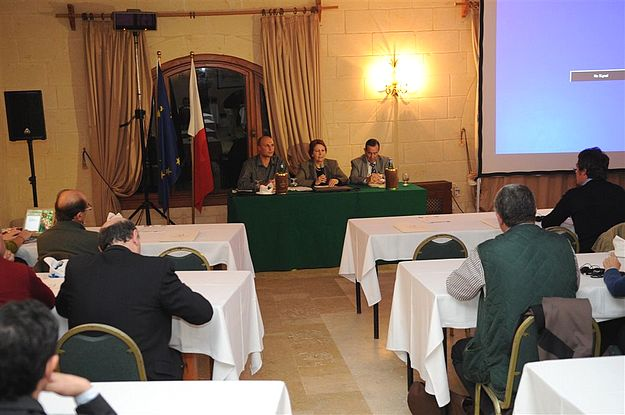 SIMBIOTIC project to protect & conserve habitats in Gozo