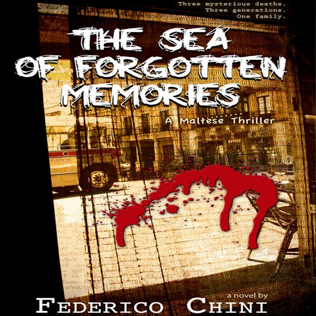 A new thriller by Federico Chini set on the island of Gozo