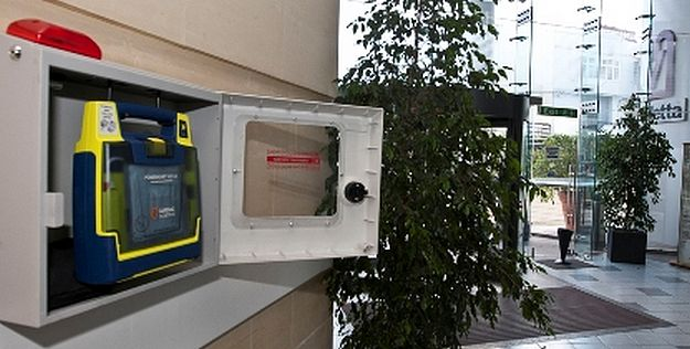 BOV purchase portable defibrillators to aid heart safety