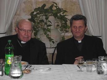 Cardinal Levada vists the Sacred Heart Seminary in Gozo