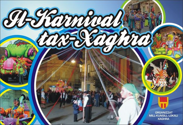 Xaghra Carnival organised by the Xaghra Local Council