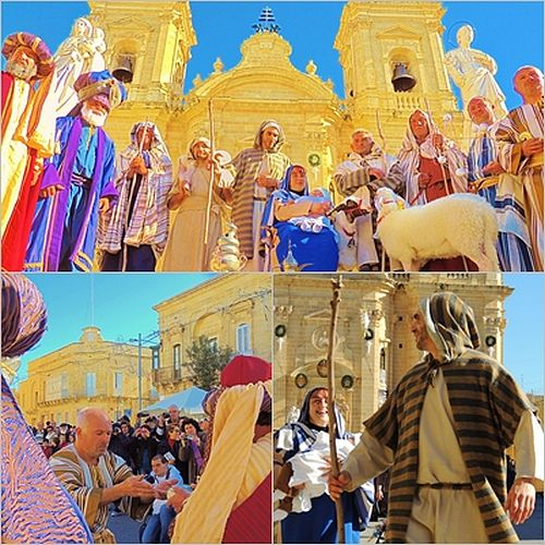 Large crowds enjoy 'La Cavalcata Dei Re Magi' in Xaghra