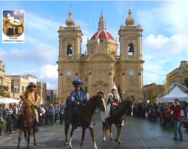 Watch 'La Cavalcata Dei Re Magi' in Xaghra this Sunday