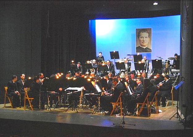 'Screen & Stage Classics' with the Gozo Youth Wind Band