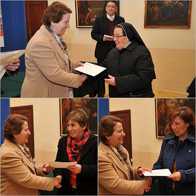Minister for Gozo presents funds for educational projects
