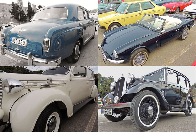 5th Gozo- FMVA Vintage Motors Festival held this weekend