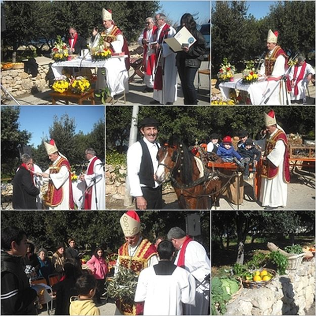 Feast of St Blaise to be celebrated next Sunday at San Blas