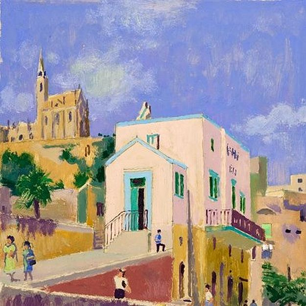 H.M. Bateman: The Man who … Loved Gozo - Exhibition
