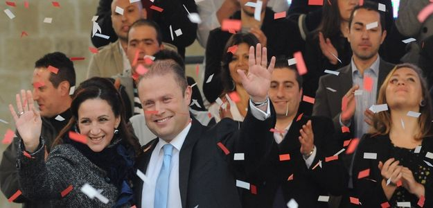 Large crowds attend PL mass meeting taking place in Gozo