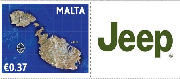 Jeep limited edition Personalised Covers from MaltaPost