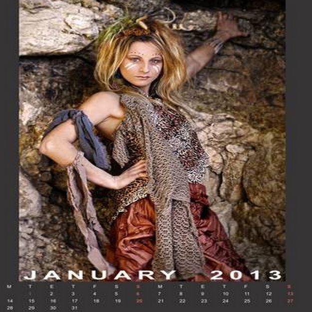 Last remaining copies available of Puttinu Cares calendar
