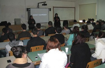 Apogg talk on internet safety held at Sir M. A. Refalo Centre