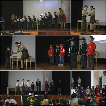 Xaghra Scout Group holds its Annual General Meeting