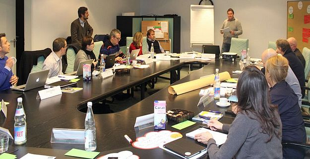 ERRC attends European Samaritan organisations meeting