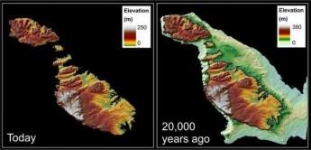 University of Malta led study finds Malta's hidden landscape