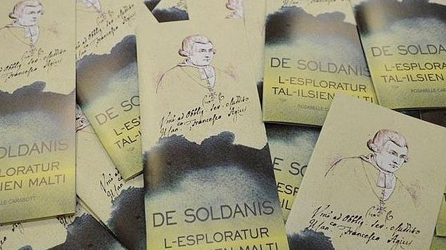 Download the book 'De Soldanis, l-esploratur tal-ilsien Malti'