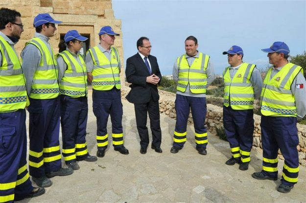 Government provides financial assistace to ERRC of Gozo