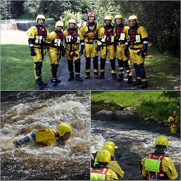 ERRC & CPD take part in 'White Waters' training project