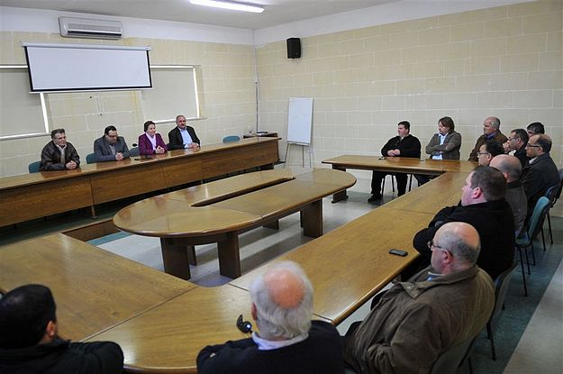 """€500,000 allocated for Gozo football ground improvements"""