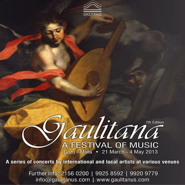 7th edition Gaulitana: A Festival of Music programme launch