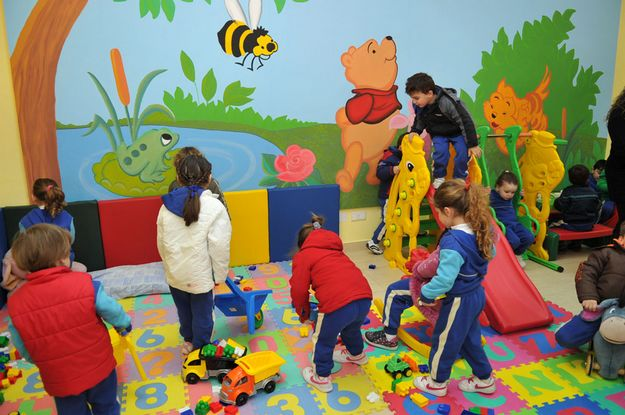 The 'Footsteps Child Care Centre' inaugurated in Gharb
