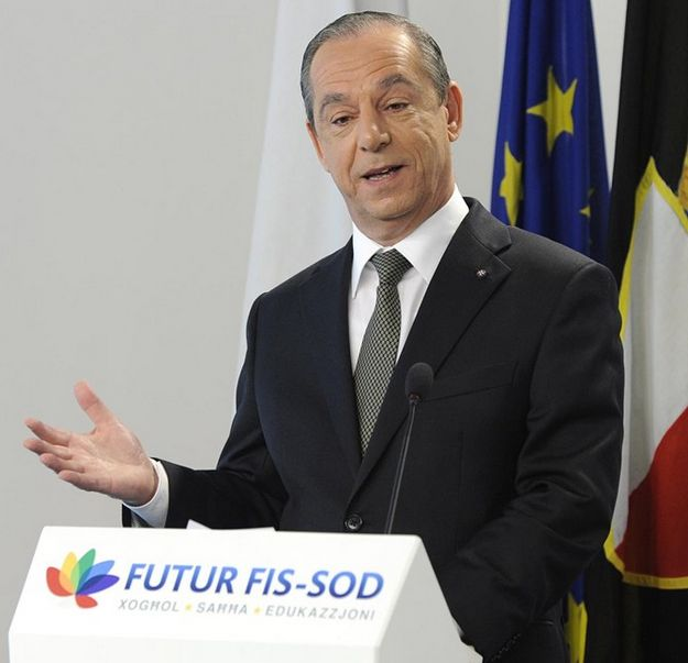 PN recognises debt that is owed to the elderly - Dr Gonzi