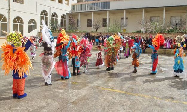 Gozo College Nadur Primary participates in Gozo Carnival