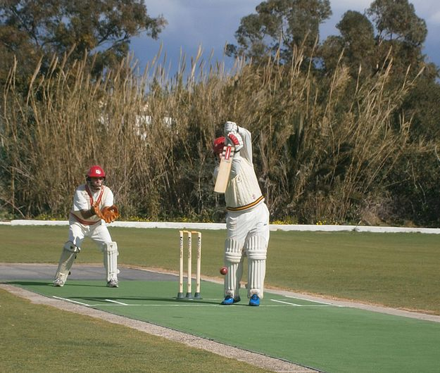 Melita CC pull out all the stops for a win against Marsa CC