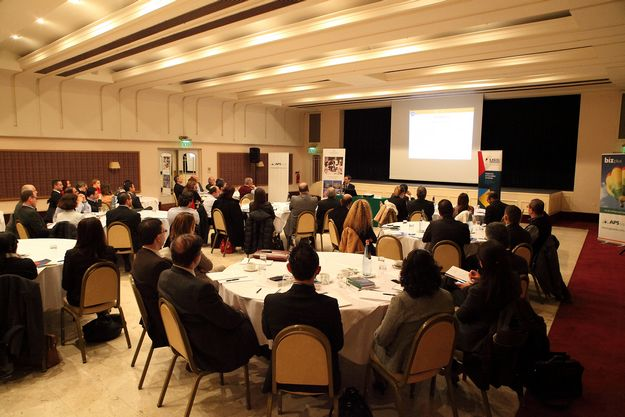 MBB training on accessing EU direct funding programmes