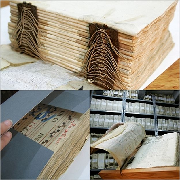 Restoration of documents to begin at the Notarial Archives