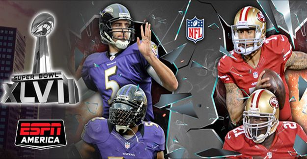 NFL Superbowl live on Melita this weekend in High Definition