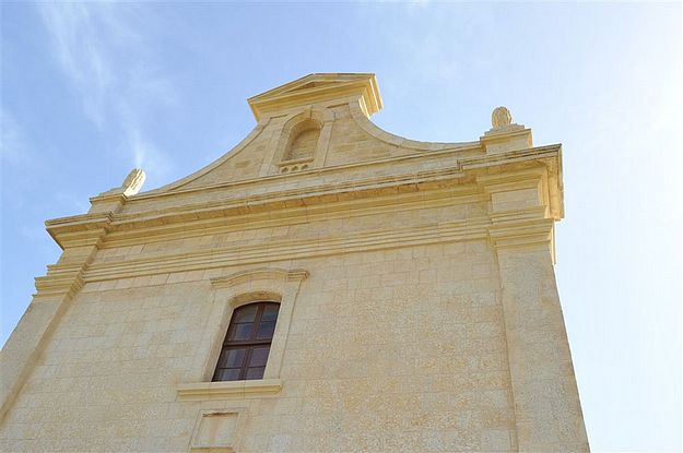 Taz-Zejt Chapel restoration project inaugurated in Gharb