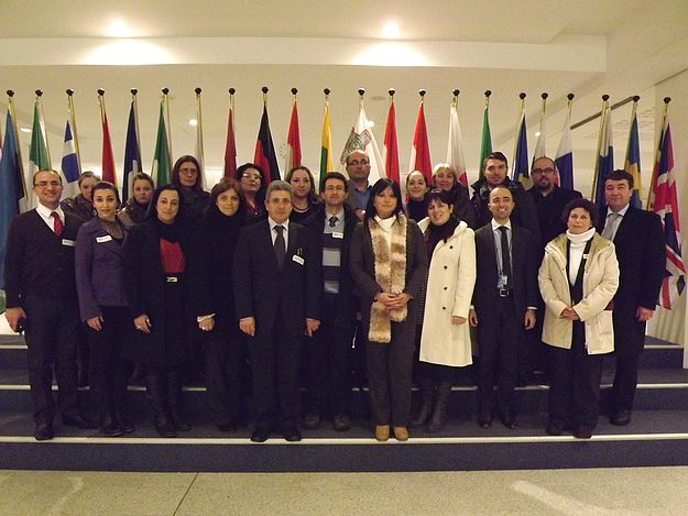 20 Maltese teachers attended information visit to Brussels