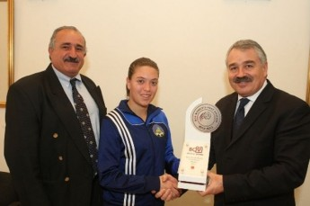 Gozo FC's Tracy Teuma is BOV Female Player of the Month