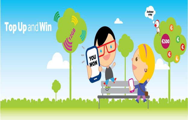 Vodafone Malta customers have chance to win daily prizes