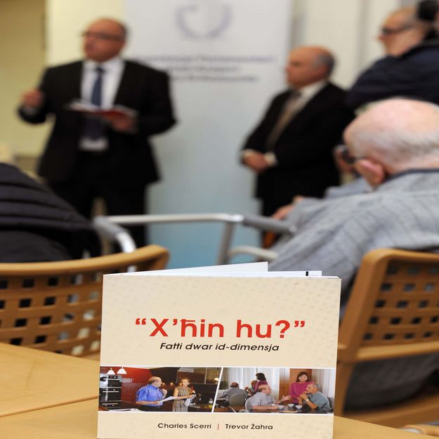 'X'Hin Hu?' a new book launched for adults about dementia