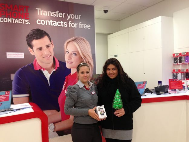 Abigail Grech Cassar from Gozo wins Vodafone competition