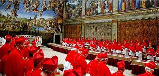 Second Conclave of the twenty-first century gets underway