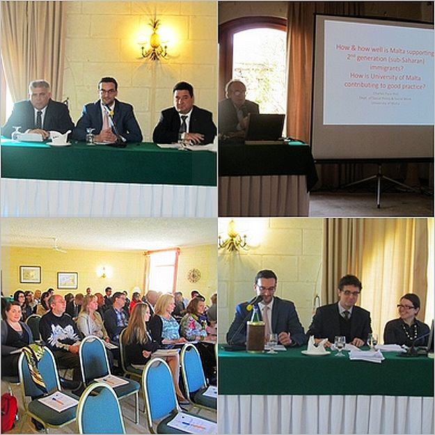 Xaghra Council hosts international Diami project conference