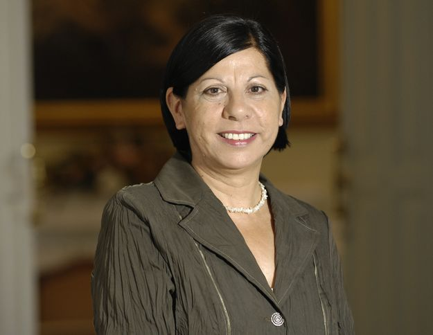Dolores Cristina appointed Acting President for next week