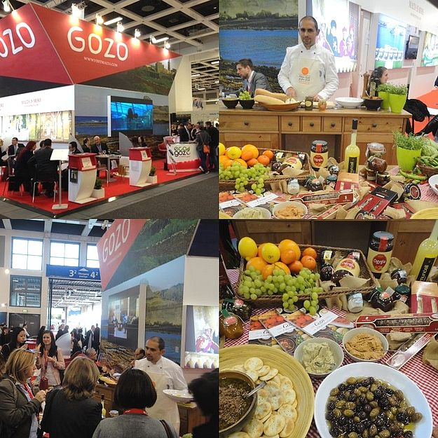 Gozo represented at ITB Berlin 2013 travel trade show