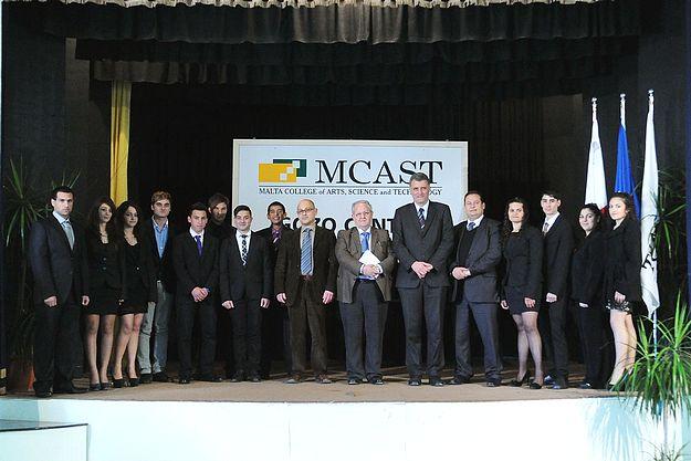 103 students complete MCAST Gozo Centre courses