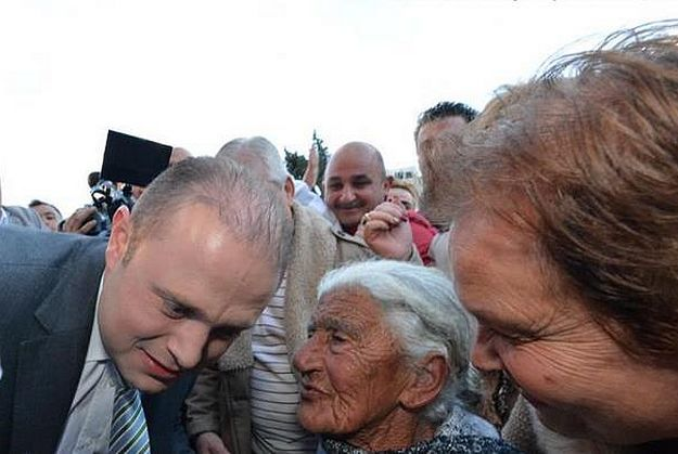Gozitans can send a strong message for change - Muscat