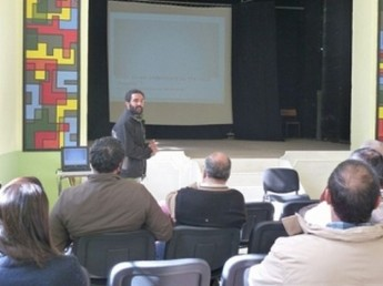 Talk about Permaculture for the general public held in Gozo