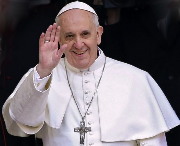 No human life is more valuble than another - Pope Francis
