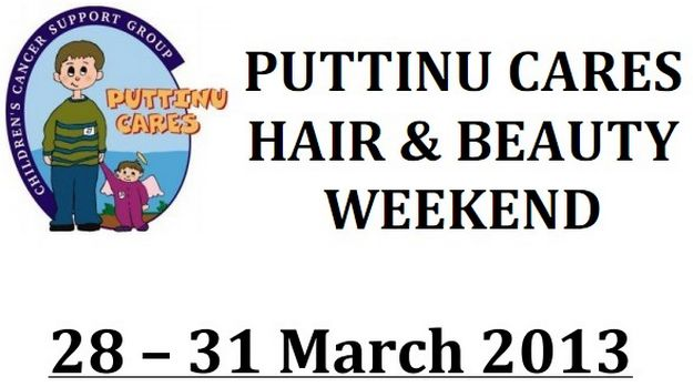 Gozo Puttinu Cares Foundation Hair and Beauty Weekend