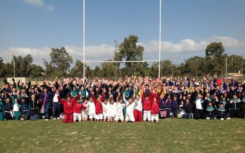 36 schools from Malta & Gozo participate in Rugby Festival