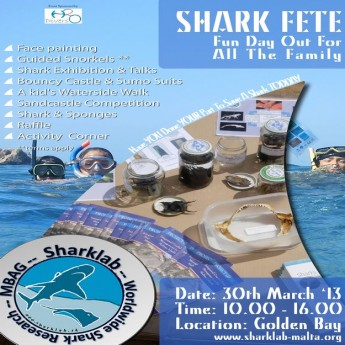 'Shark Fete' fundraising day at Golden Bay on Saturday
