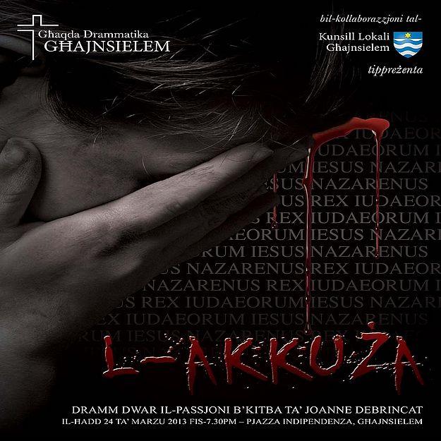 The Accusation - Play by Ghaqda Drammatika Ghajnsielem